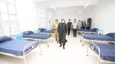 Covid-19 patient flees isolation centre in Benue State