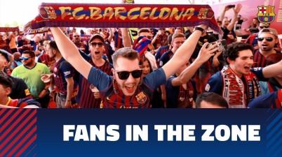 Barca Fans Zone