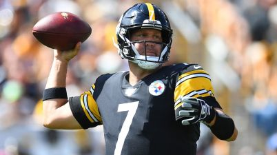 Steelers' Ben Roethlisberger Says Confidence Has Helped Him Manage Off-Field Habit Issues