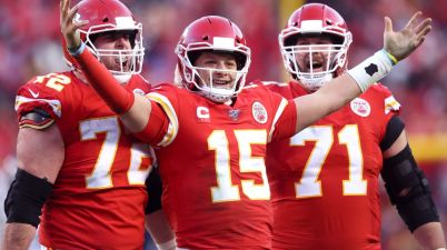 "KC Organization Offering ""Protect Patrick Mahomes"" Covers"