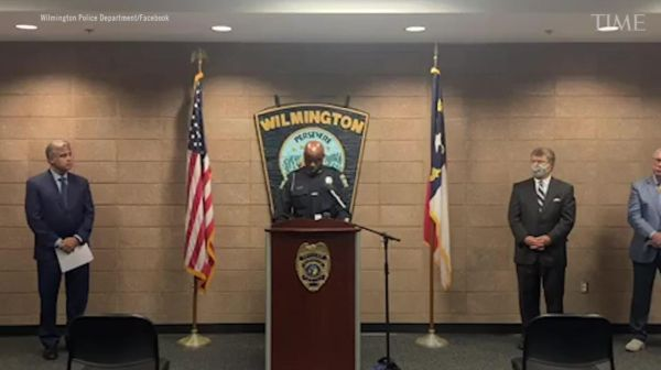 """Terminated Wilmington Cop: """"We Are Simply Going To Go Out And Begin Butchering Them. I Can Hardly Wait. God, I Can Hardly Wait."""""""