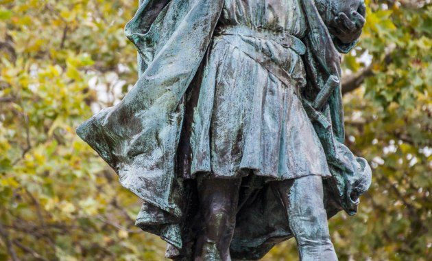 A Request Has Propelled To Have Prince supplant A Christopher Columbus sculpture