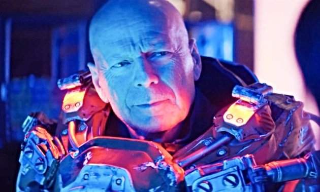 First Image of Bruce Willis in Sci-Fi Thriller 'Cosmic Sin'