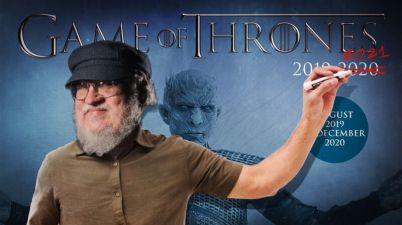 George R.R. Martin trusts The Winds of Winter will be discharged in 2021