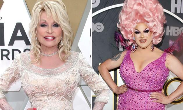 Dolly Parton, Drag Star Nina West Dispatch Good Cause Assortment Profiting LGBTQ+ Youth
