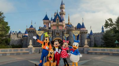 Disneyland Is Delaying Proposed July 17 Reviving Of Anaheim Amusement Parks.