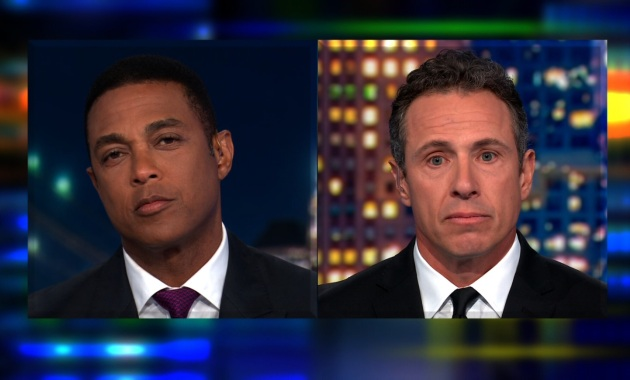 Chris Cuomo and Don Lemon jokingly propose holding 'Trump Day' political decision in about fourteen days