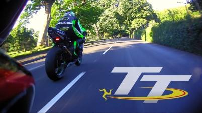 Isle of Mann TT Helmet Cam.