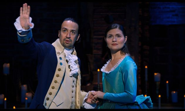 Hamilton is at last accessible to stream on Disney+